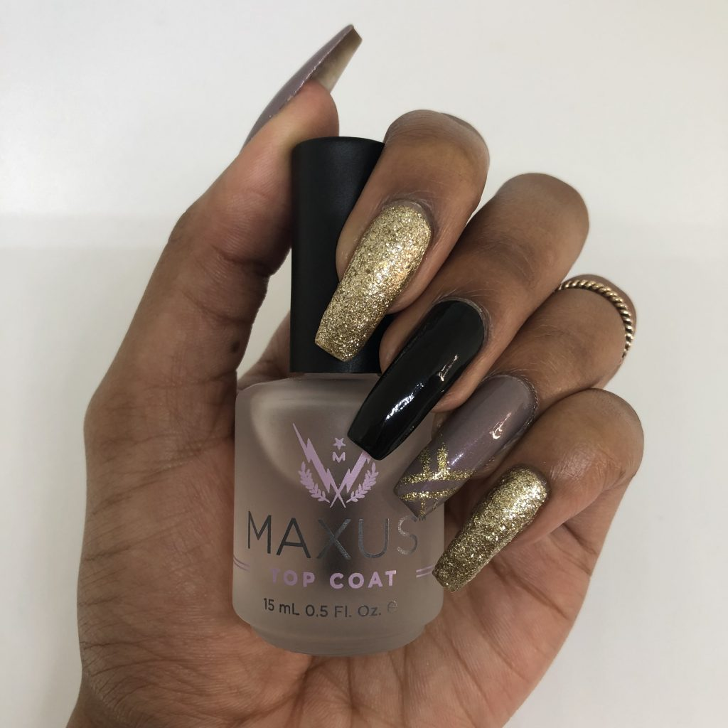 Maxus Nails Top Coat Review